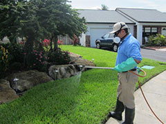 Total Lawn Care Package Pest Control Service